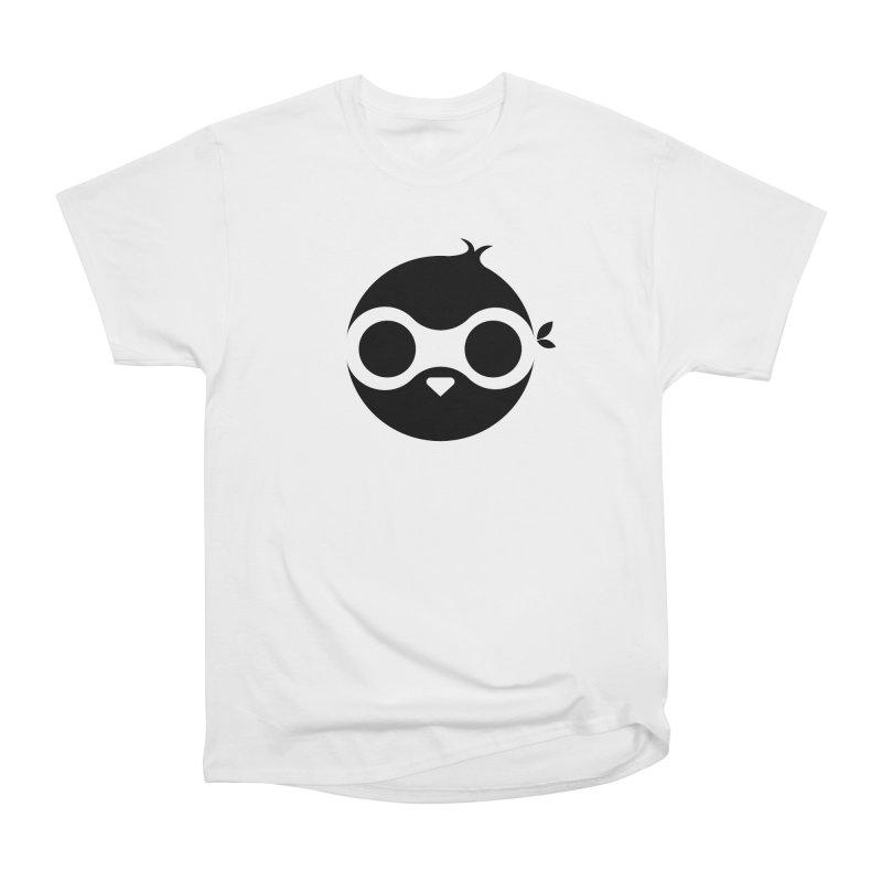 Penguin Men's Heavyweight T-Shirt by sleekandmodern's Artist Shop