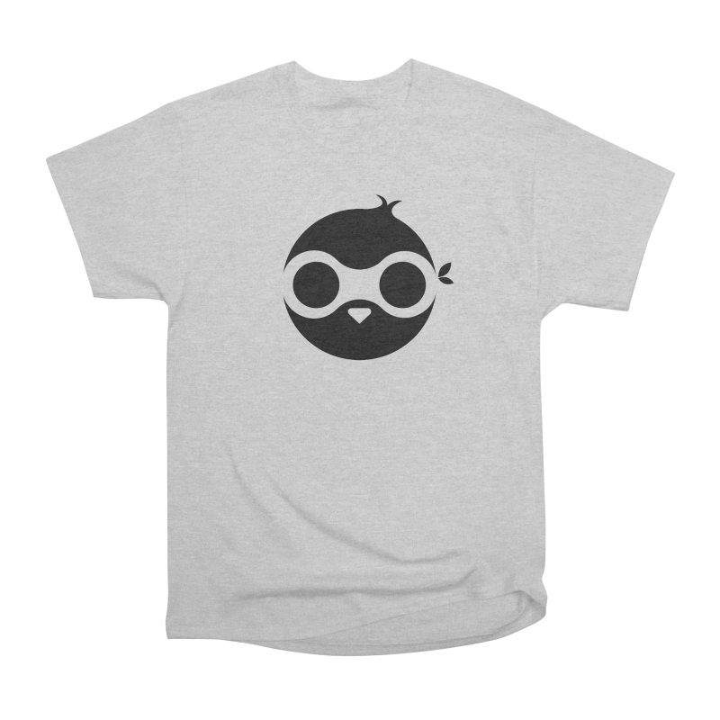 Penguin Men's Heavyweight T-Shirt by sleekandmodern's Artist Shop