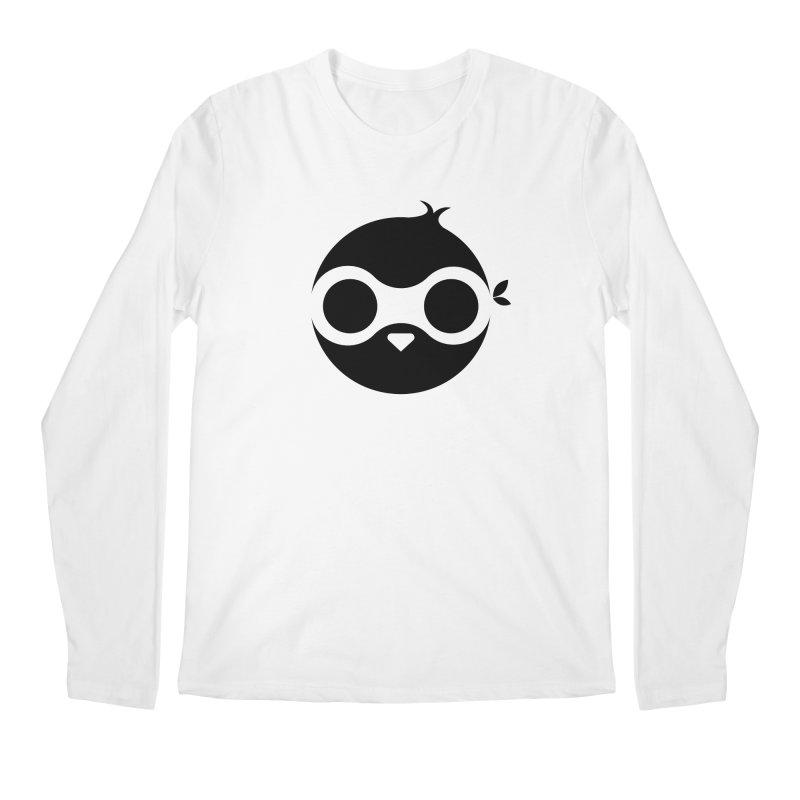 Penguin Men's Regular Longsleeve T-Shirt by sleekandmodern's Artist Shop