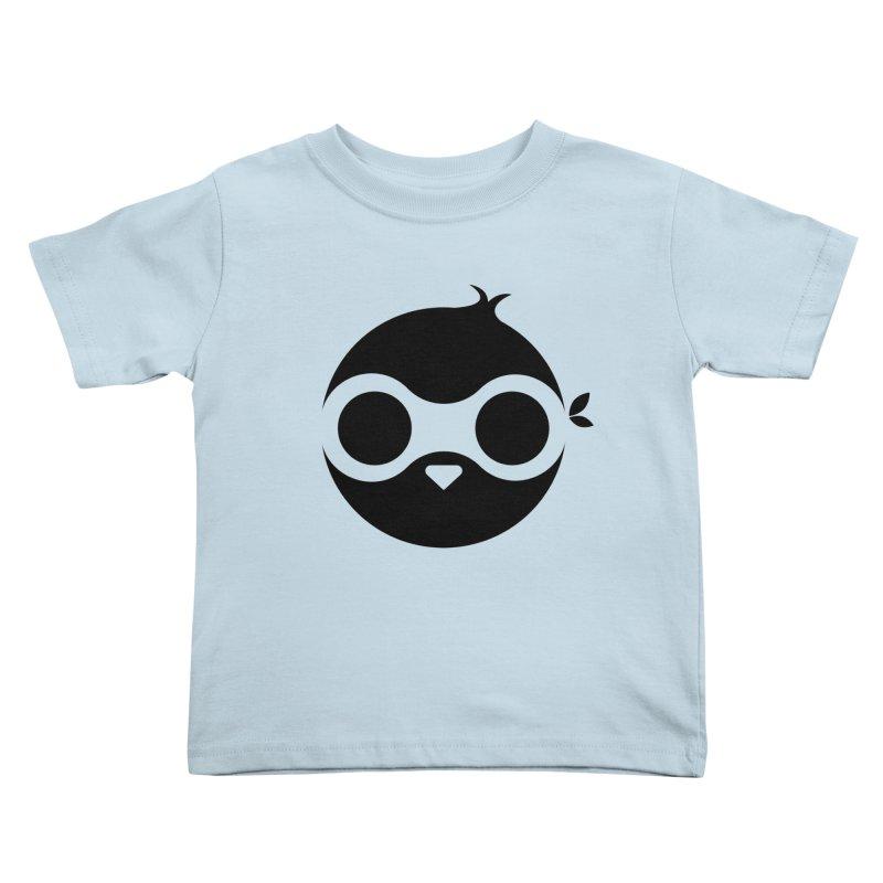 Penguin Kids Toddler T-Shirt by sleekandmodern's Artist Shop