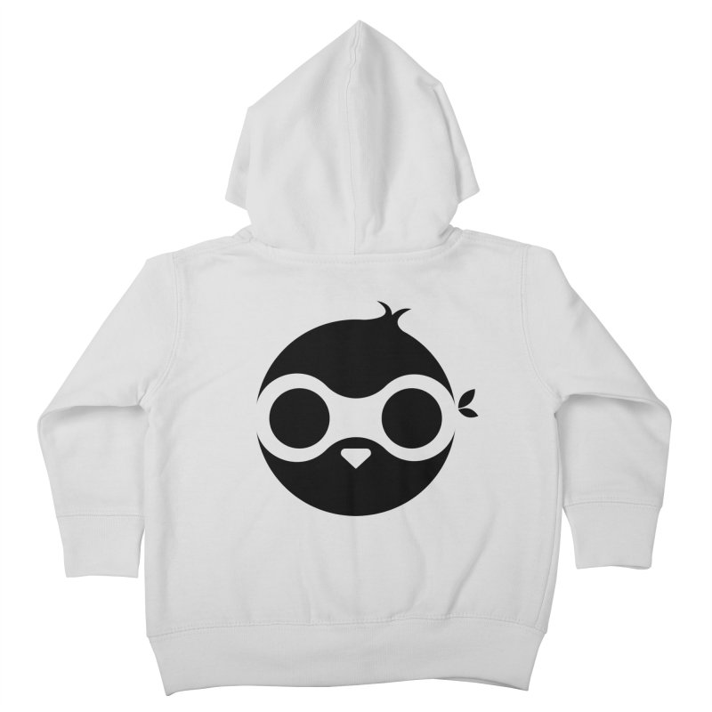 Penguin Kids Toddler Zip-Up Hoody by sleekandmodern's Artist Shop