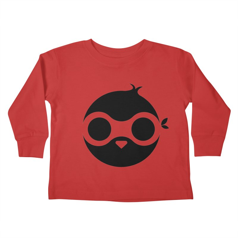 Penguin Kids Toddler Longsleeve T-Shirt by sleekandmodern's Artist Shop