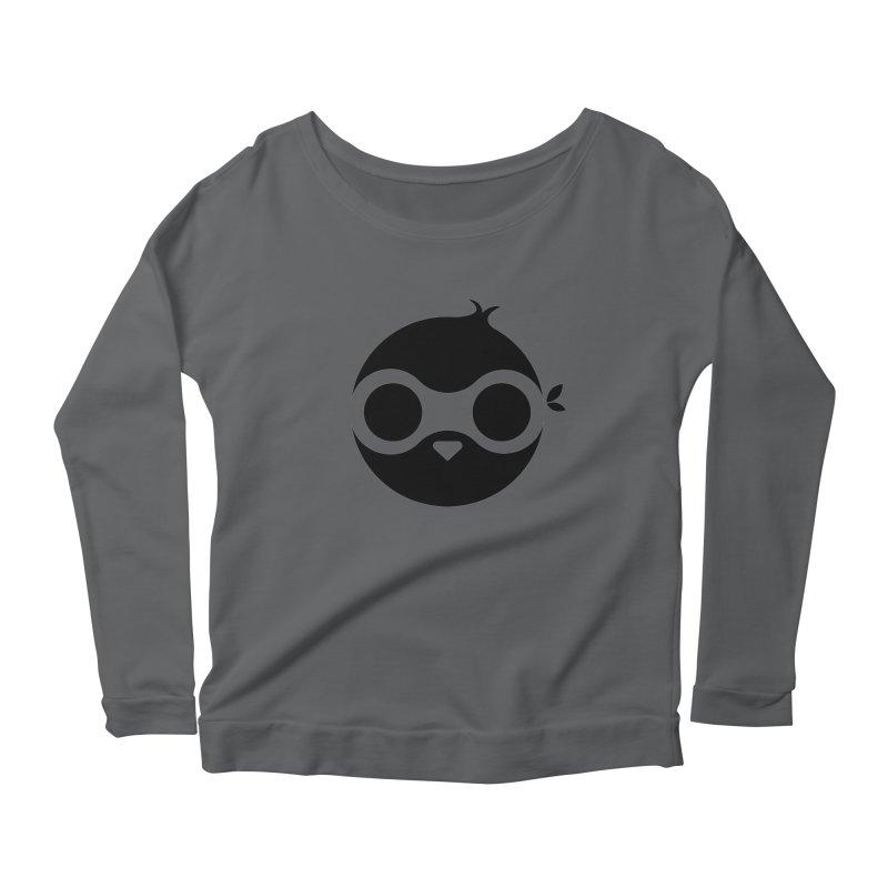 Penguin Women's Scoop Neck Longsleeve T-Shirt by sleekandmodern's Artist Shop