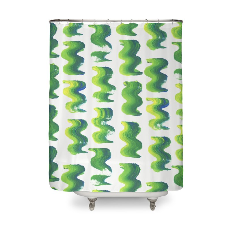 #MargotsDailyPattern | Year 01, Day 103 Home Shower Curtain by Sleep Late Studio