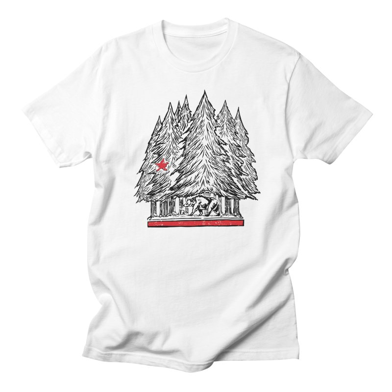 Monarch II in Men's T-Shirt White by Sleepless Jack Design