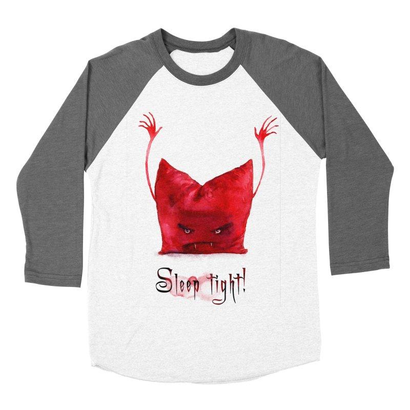 Sleep tight! Men's Baseball Triblend Longsleeve T-Shirt by sleepwalker's Artist Shop