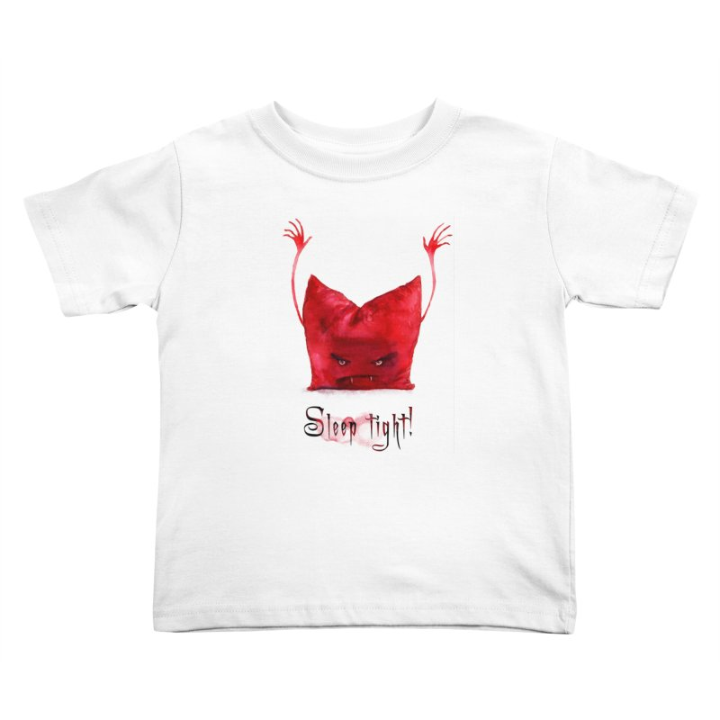 Sleep tight! Kids Toddler T-Shirt by sleepwalker's Artist Shop