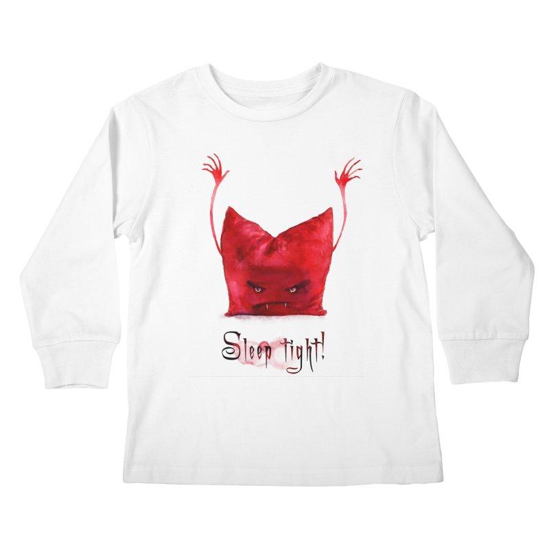 Sleep tight! Kids Longsleeve T-Shirt by sleepwalker's Artist Shop