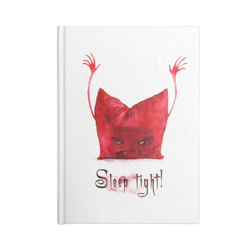 Sleep tight! Accessories Notebook by sleepwalker's Artist Shop
