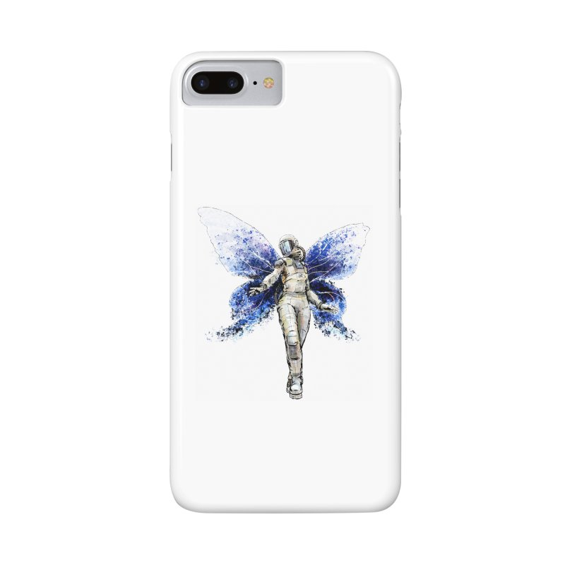 Space Butterfly Accessories Phone Case by sleepwalker's Artist Shop
