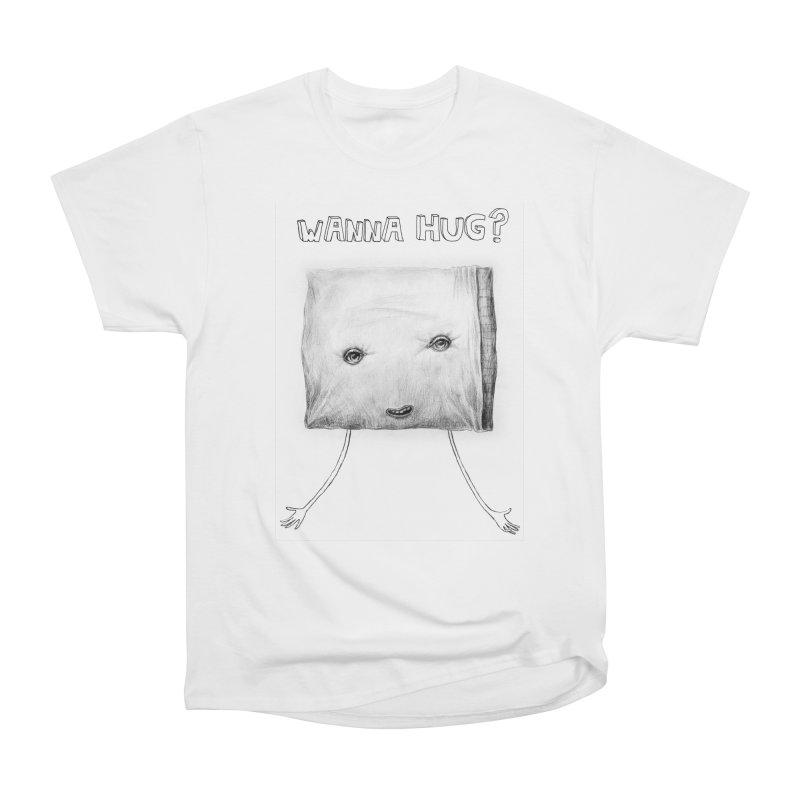 Wanna Hug? Women's Classic Unisex T-Shirt by sleepwalker's Artist Shop