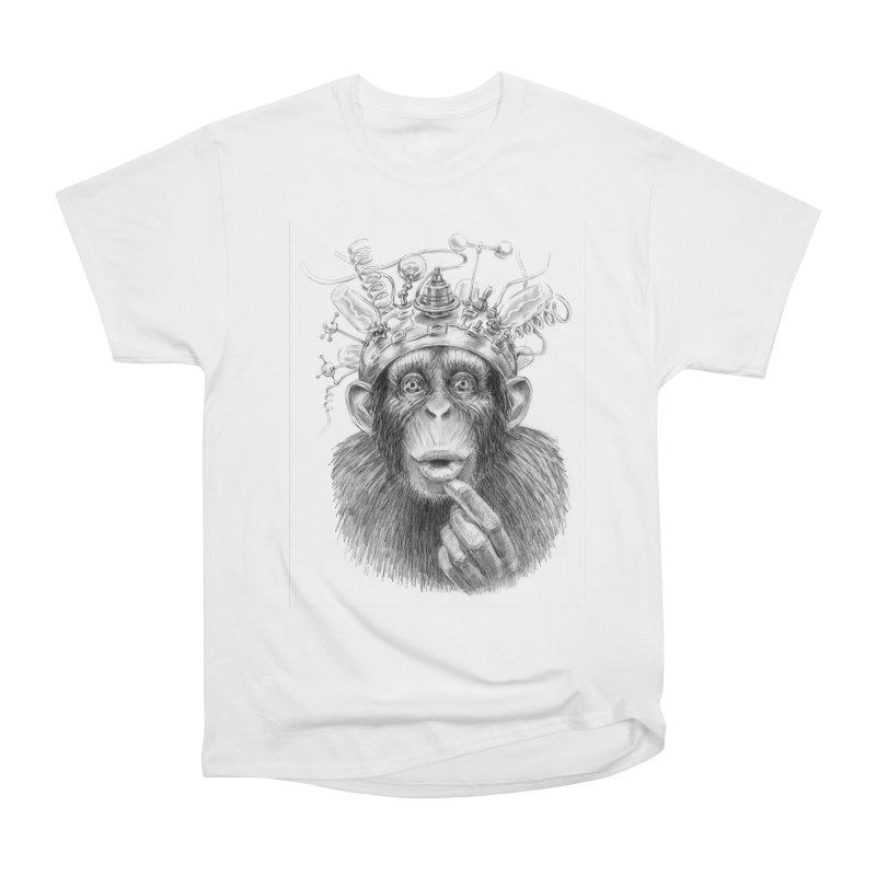 Intellect Amplifier Women's Classic Unisex T-Shirt by sleepwalker's Artist Shop