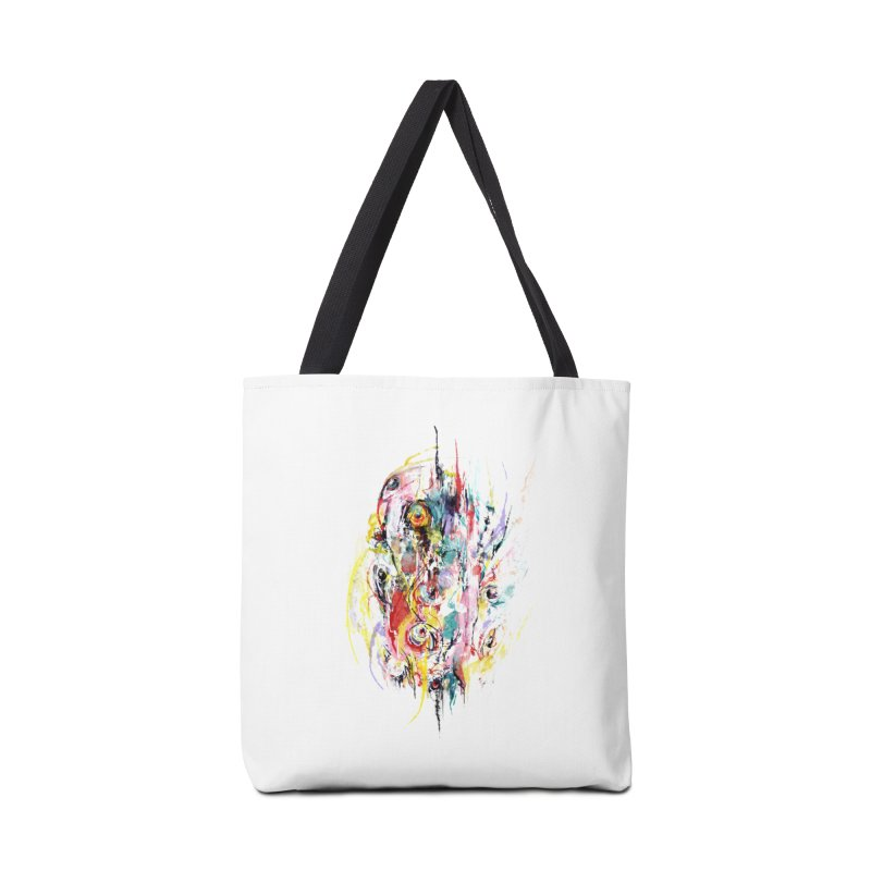 Abstract eyes Accessories Bag by sleepwalker's Artist Shop