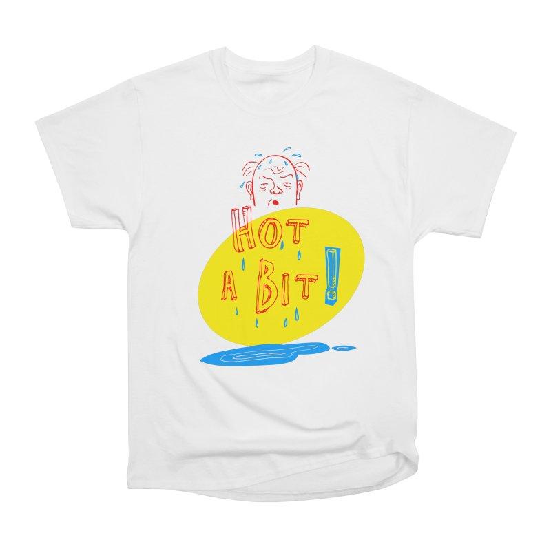 Summer Hot! Women's Heavyweight Unisex T-Shirt by sleepwalker's Artist Shop