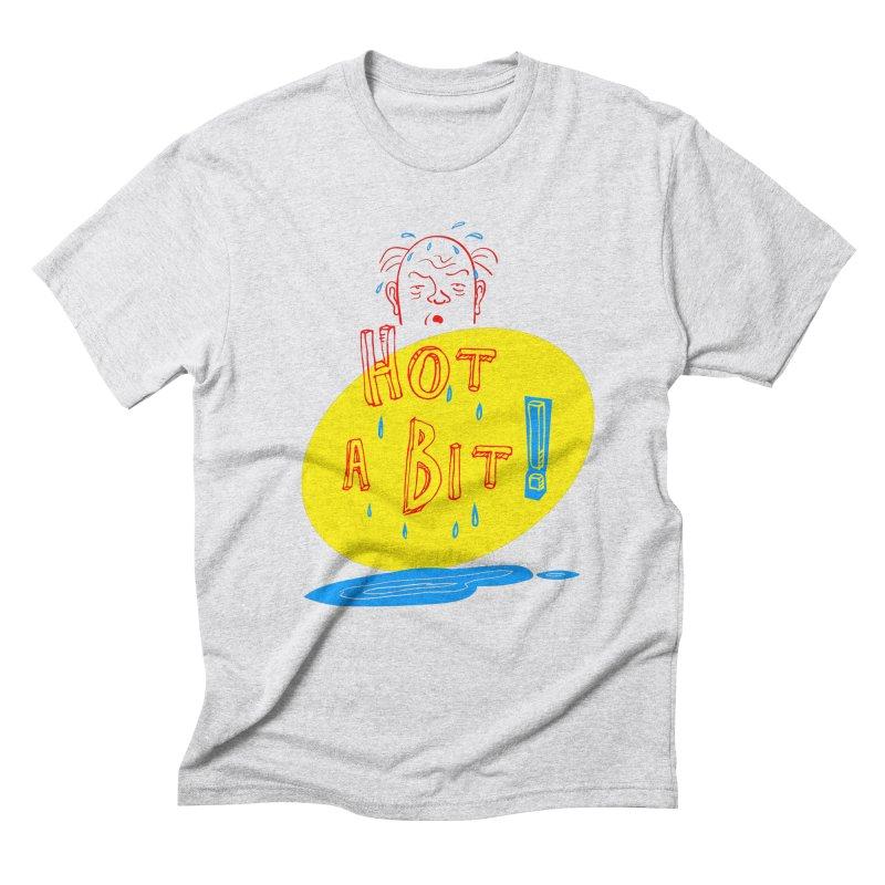 Summer Hot! Men's Triblend T-Shirt by sleepwalker's Artist Shop