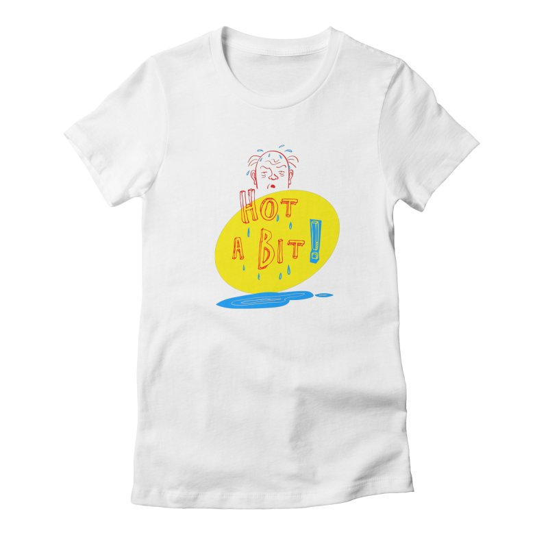 Summer Hot! Women's T-Shirt by sleepwalker's Artist Shop