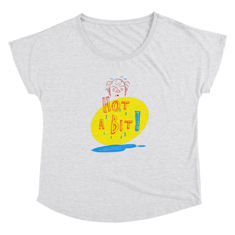 Summer Hot! Women's Dolman Scoop Neck by sleepwalker's Artist Shop
