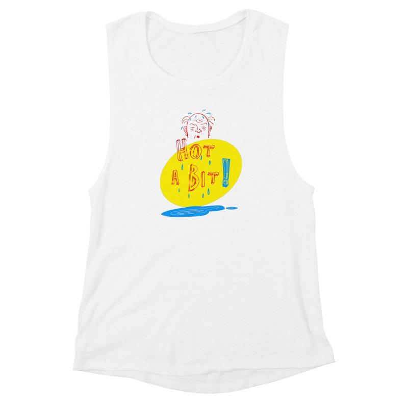 Summer Hot! Women's Muscle Tank by sleepwalker's Artist Shop