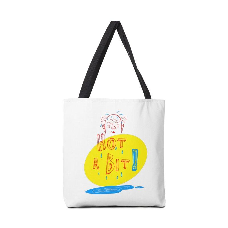Summer Hot! Accessories Tote Bag Bag by sleepwalker's Artist Shop