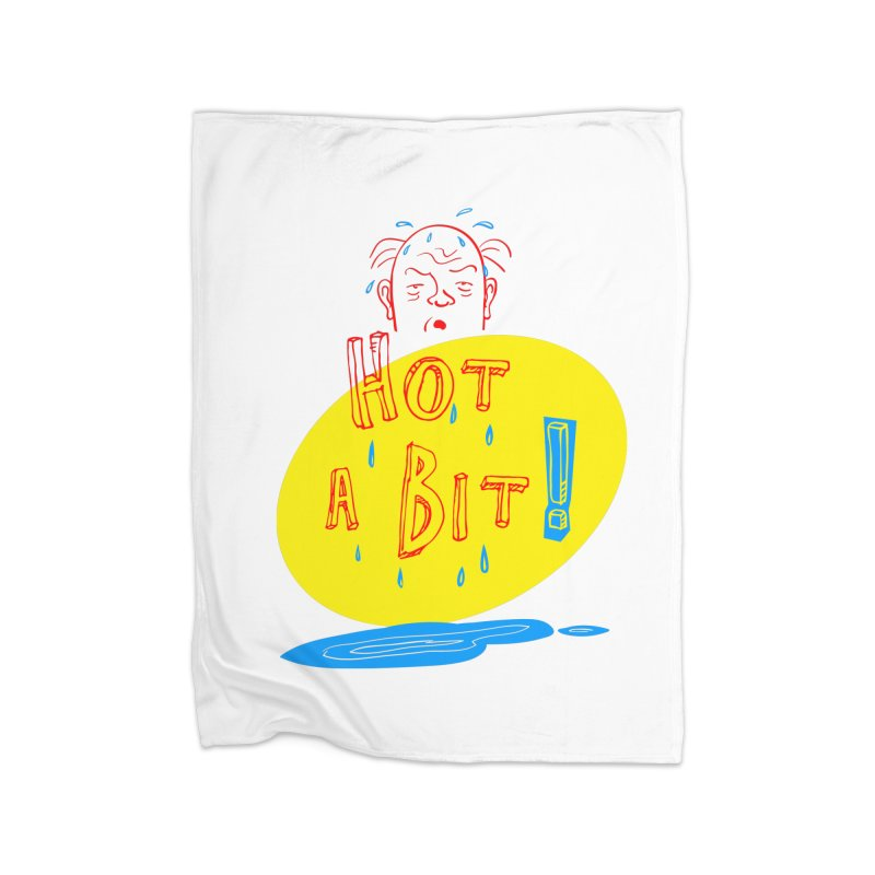 Summer Hot! Home Blanket by sleepwalker's Artist Shop