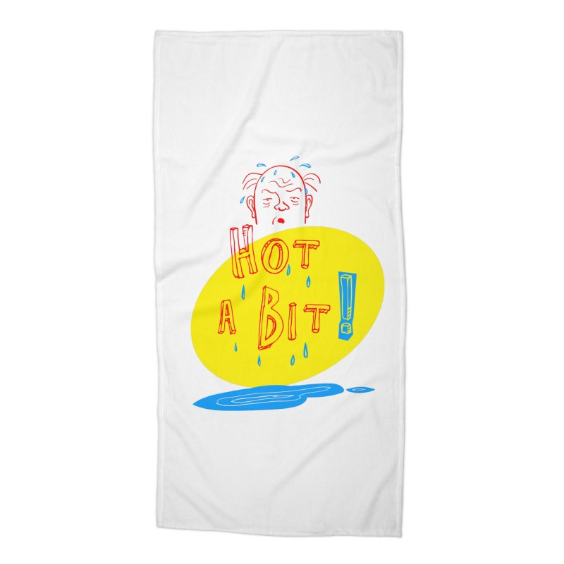 Summer Hot! Accessories Beach Towel by sleepwalker's Artist Shop