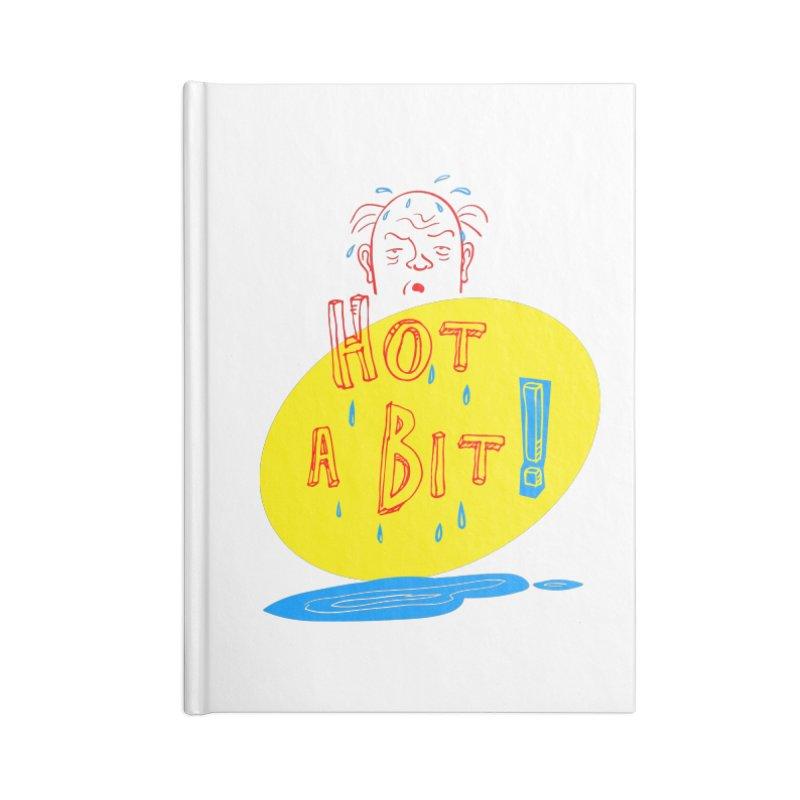 Summer Hot! Accessories Notebook by sleepwalker's Artist Shop