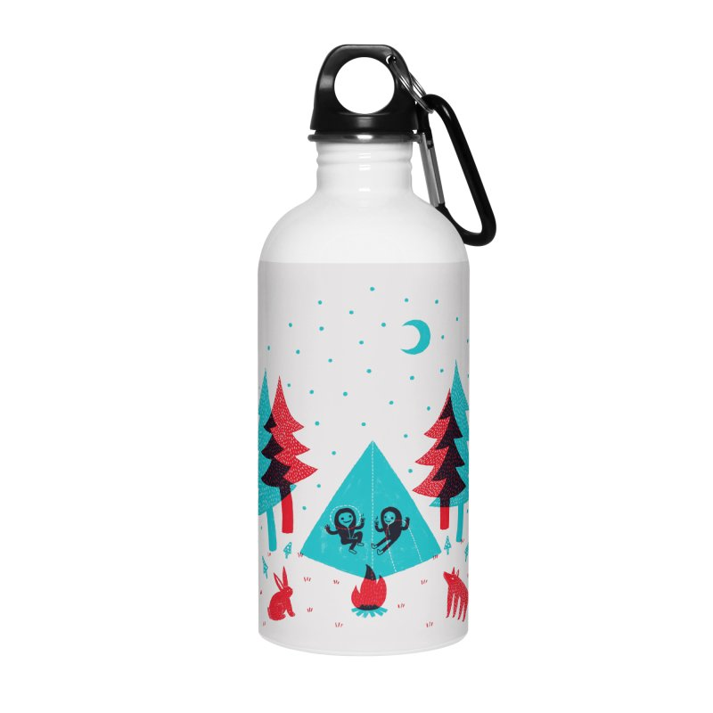 Under The Moonshine in Water Bottle by sleepydolphin's shop