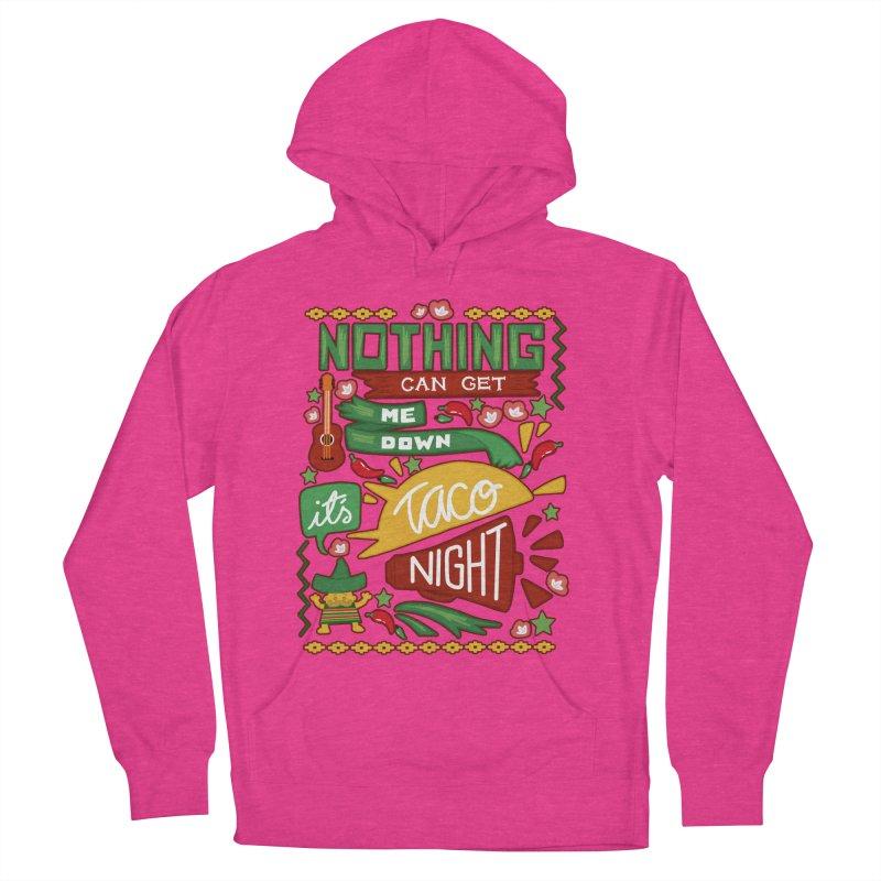 Taco Night Women's Pullover Hoody by Slogantees