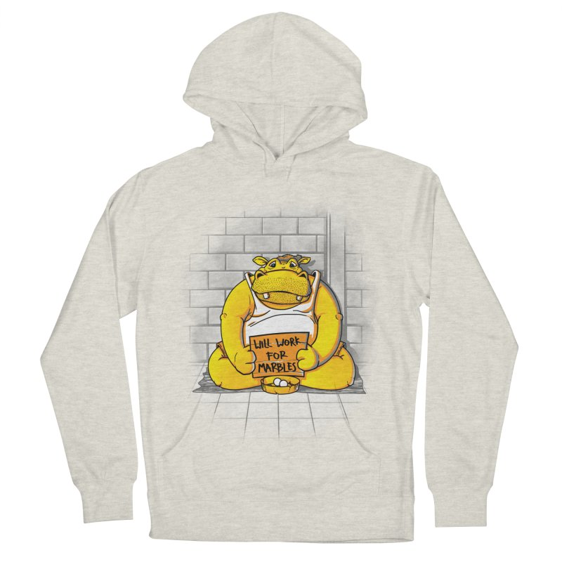 Hungry Hungry Hobo Women's Pullover Hoody by Slogantees