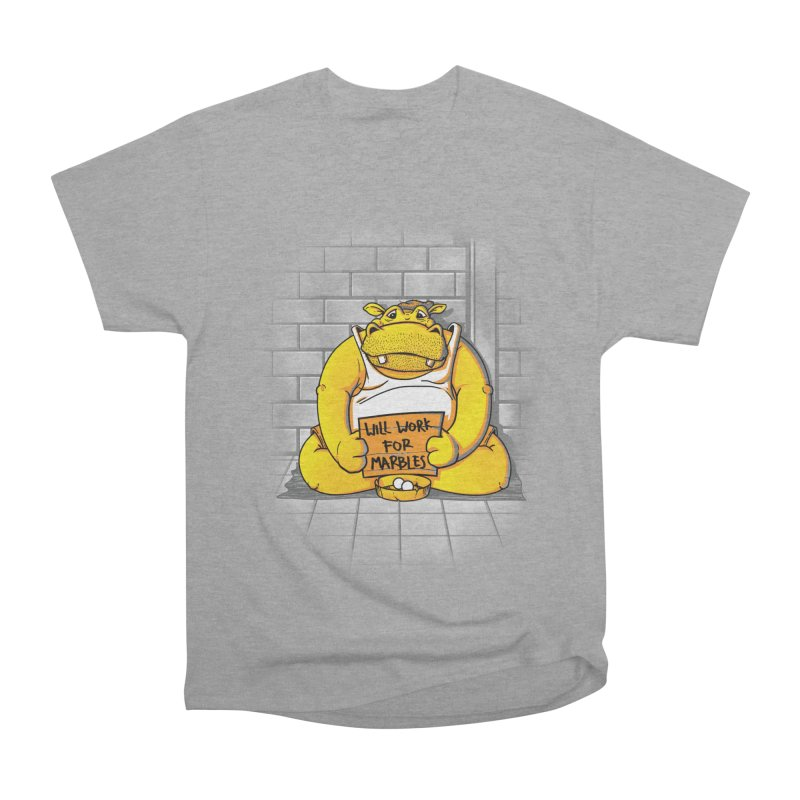 Hungry Hungry Hobo Women's Classic Unisex T-Shirt by Slogantees