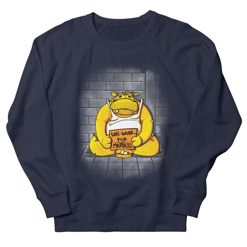 Hungry Hungry Hobo Men's Sweatshirt by Slogantees