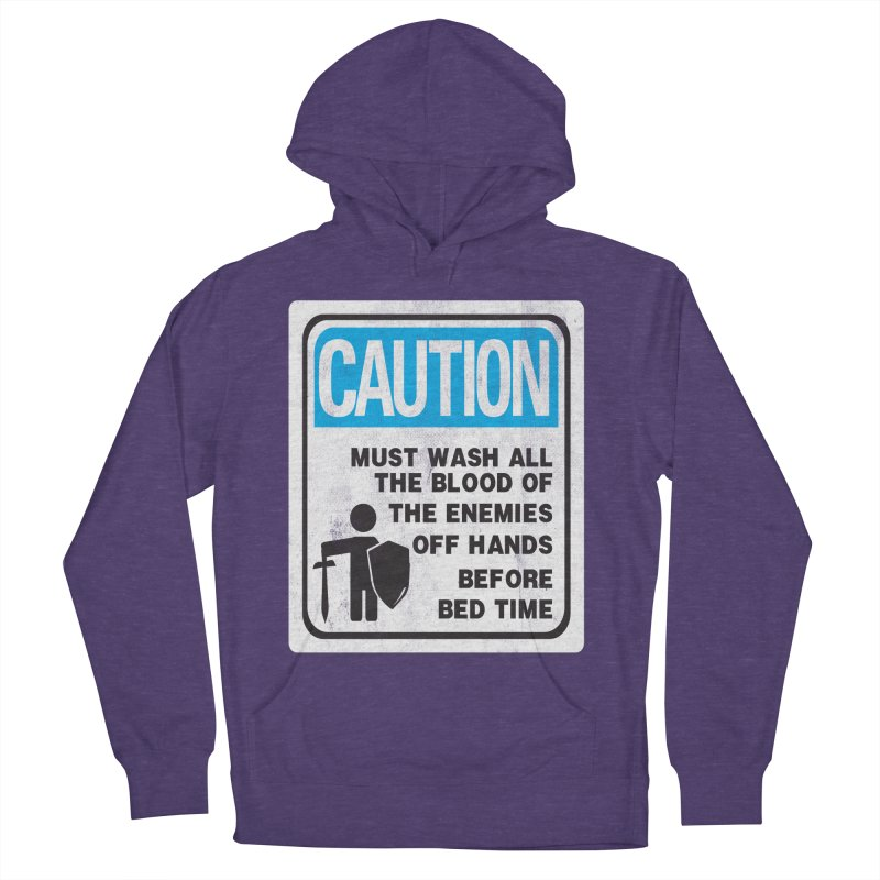 Wash Your Hands Women's Pullover Hoody by Slogantees
