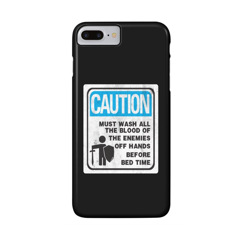 Wash Your Hands Accessories Phone Case by Slogantees