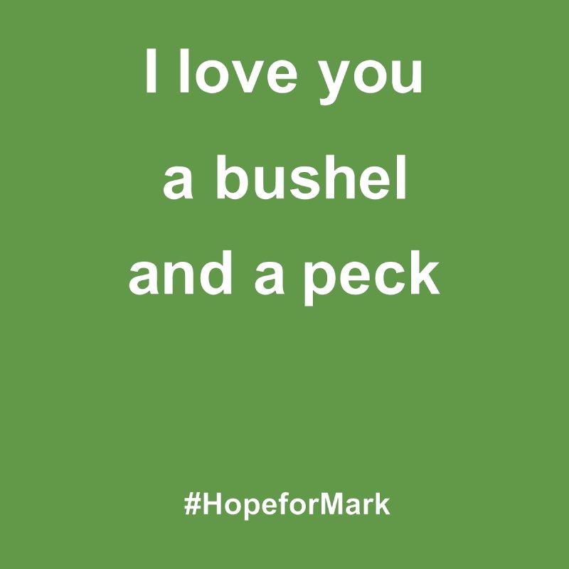 #HopeforMark   by Slogantees