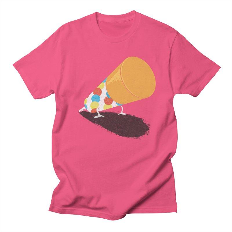 Push Up Men's T-shirt by Slogantees