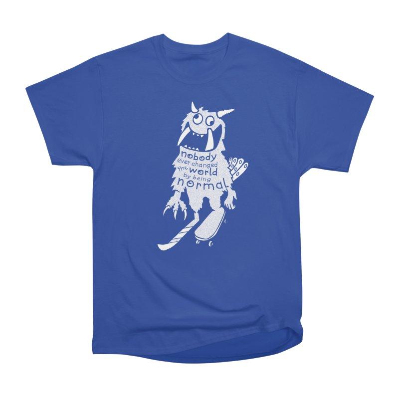 Change the World Women's Classic Unisex T-Shirt by Slogantees