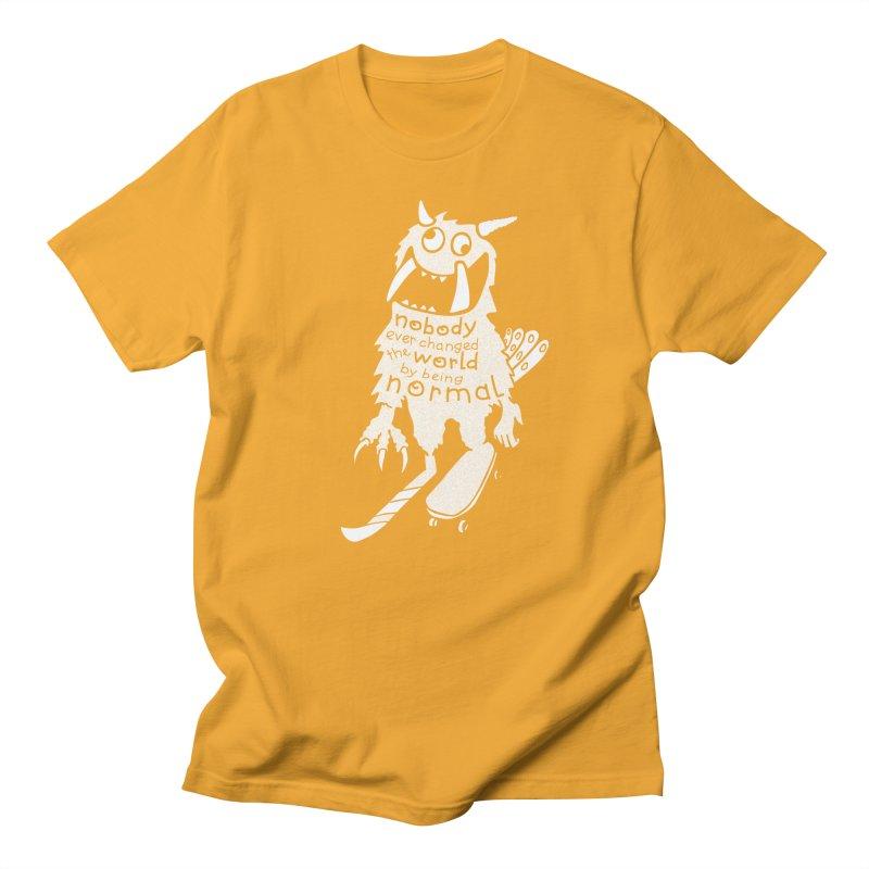 Change the World Women's Unisex T-Shirt by Slogantees
