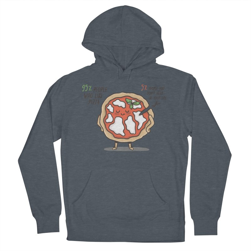 Who Needs Them!  Men's Pullover Hoody by Slogantees