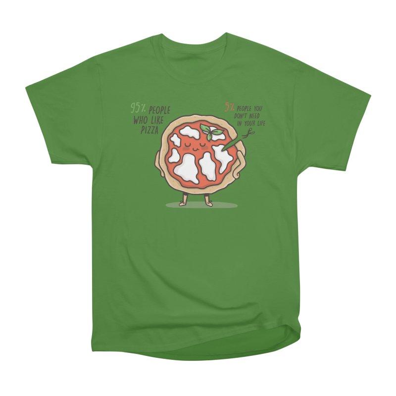 Who Needs Them!  Women's Classic Unisex T-Shirt by Slogantees