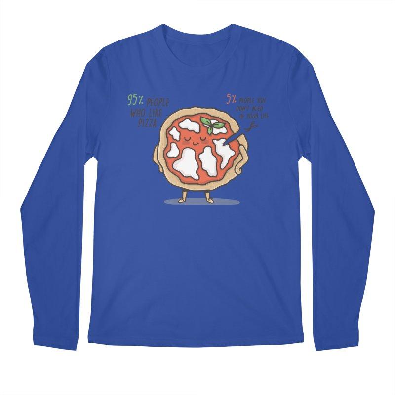 Who Needs Them!  Men's Longsleeve T-Shirt by Slogantees