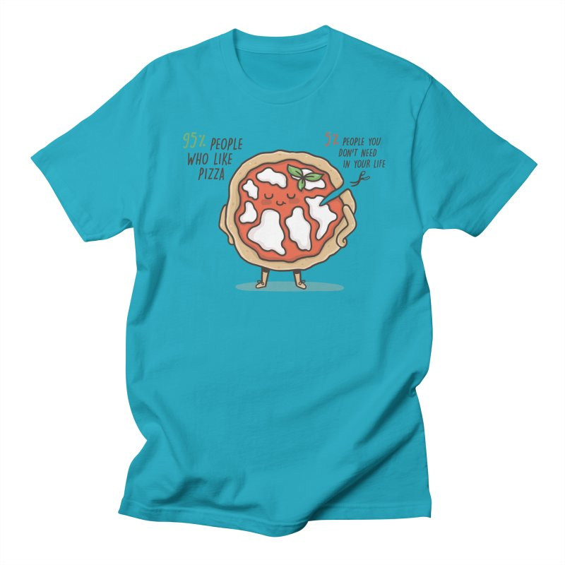 Who Needs Them!  Women's Unisex T-Shirt by Slogantees