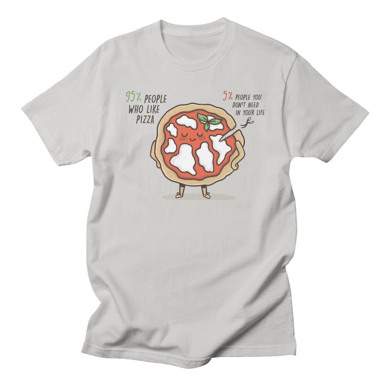 Who Needs Them!  in Men's T-Shirt Stone by Slogantees