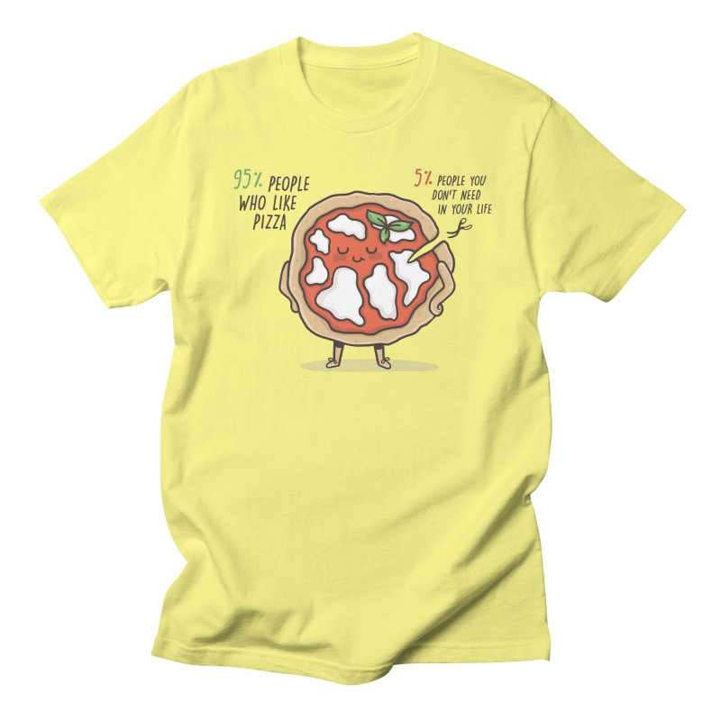 Who Needs Them!  Men's T-shirt by Slogantees