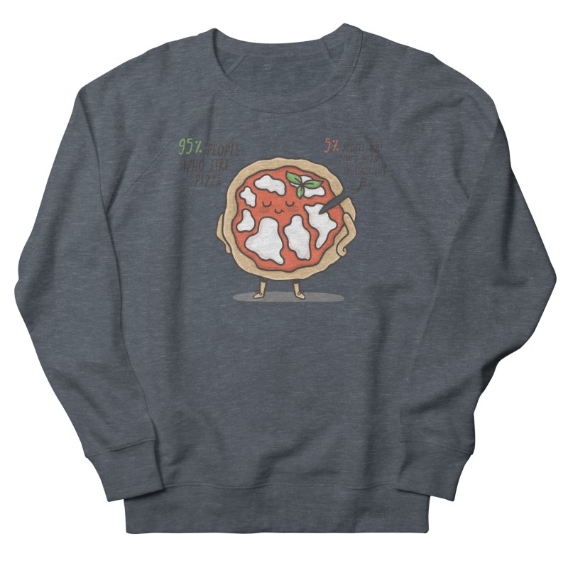 Who Needs Them!  Men's Sweatshirt by Slogantees