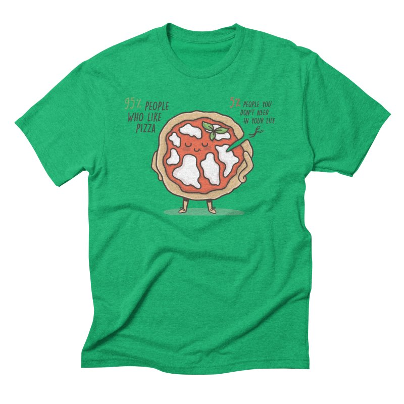 Who Needs Them!  Men's Triblend T-Shirt by Slogantees
