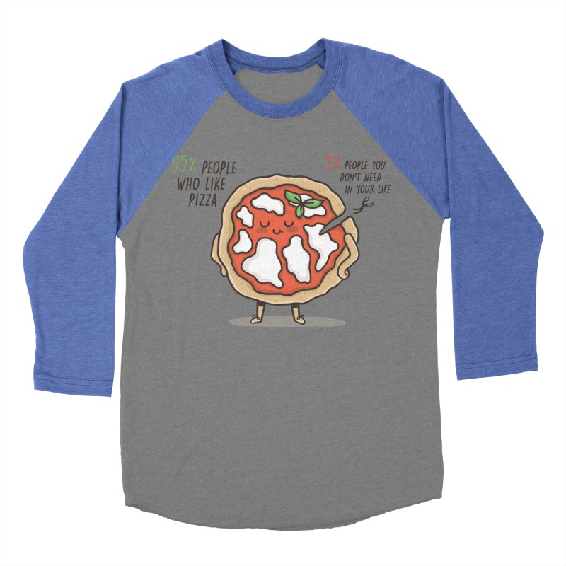 Who Needs Them!  Women's Baseball Triblend T-Shirt by Slogantees