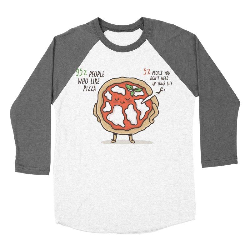Who Needs Them!  Men's Baseball Triblend T-Shirt by Slogantees