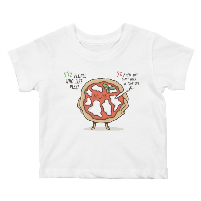 Who Needs Them!  Kids Baby T-Shirt by Slogantees