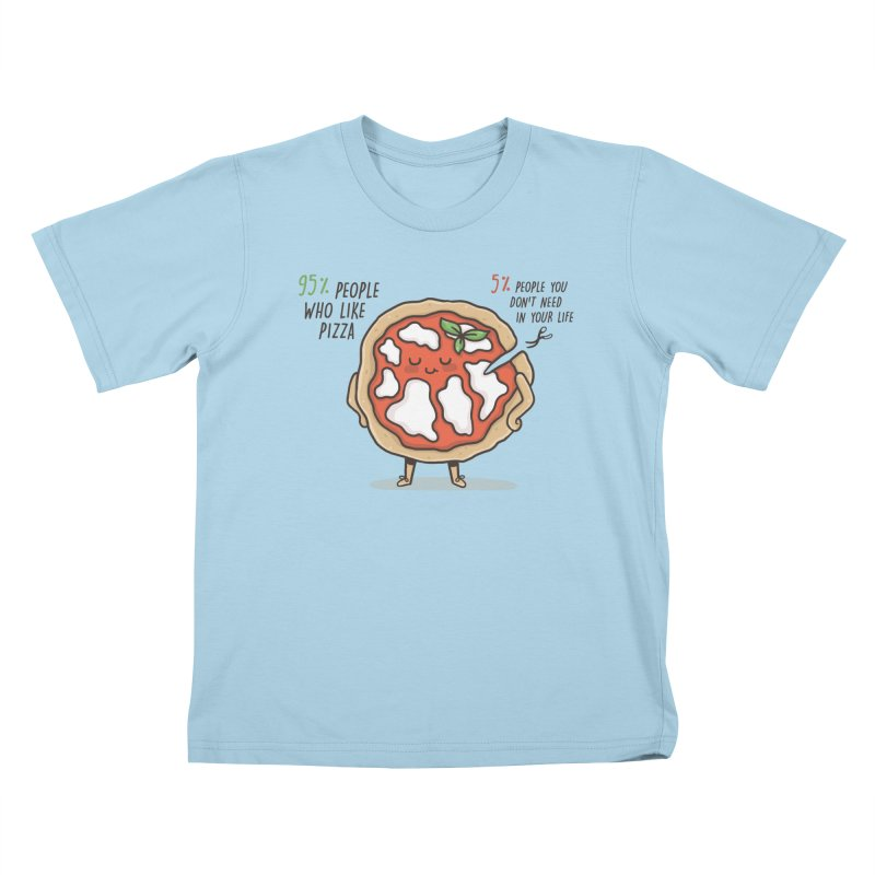 Who Needs Them!  Kids T-Shirt by Slogantees