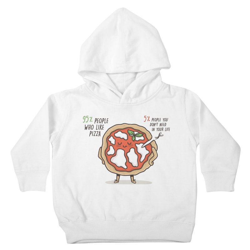 Who Needs Them!  Kids Toddler Pullover Hoody by Slogantees